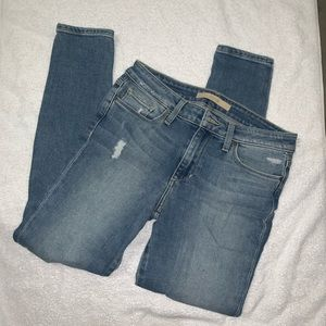 NWOT Joe's Jeans the Icon mid rise ankle jeans